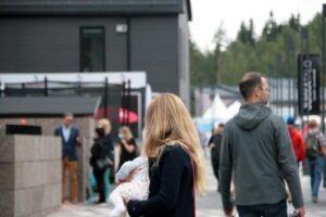 Строительный сектор Финляндии активно сокращает выбросы парниковых газов — на ежегодной ярмарке «Жильё-2020» представлено современное деревянное строительство