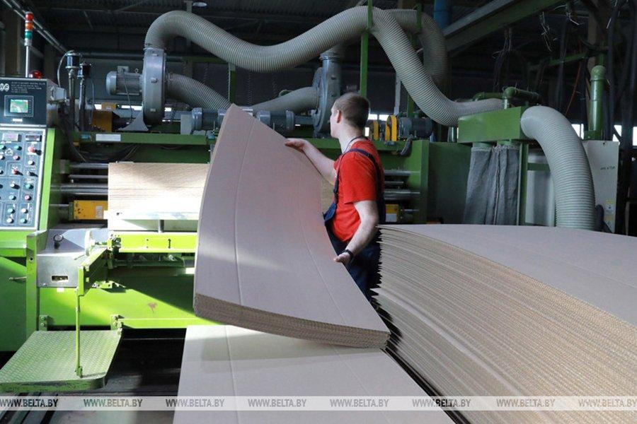 В январе-августе 2020 г. «Беллесбумпром» увеличил производство продукции на 2,5%