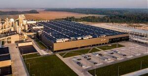 VMG открыла один из крупнейших заводов ДСП в Европе.
