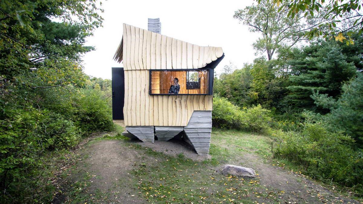 В США дом построили на 3D-принтере (фото)