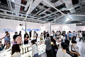 Выставку мебели CIFF в Шанхае посетило 118 400 человек