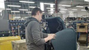 Датская мебельная компания Hjort Knudsen построит мебельный завод с инвестициями в 11 млн евро в окрестностях Ровно
