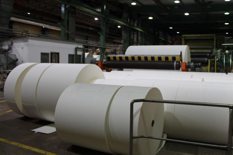 Российская целлюлоза может иметь все большее значение для бумажной промышленности Китая