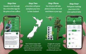 Кампания на Kickstarter — купи дерево и следи за его жизнью