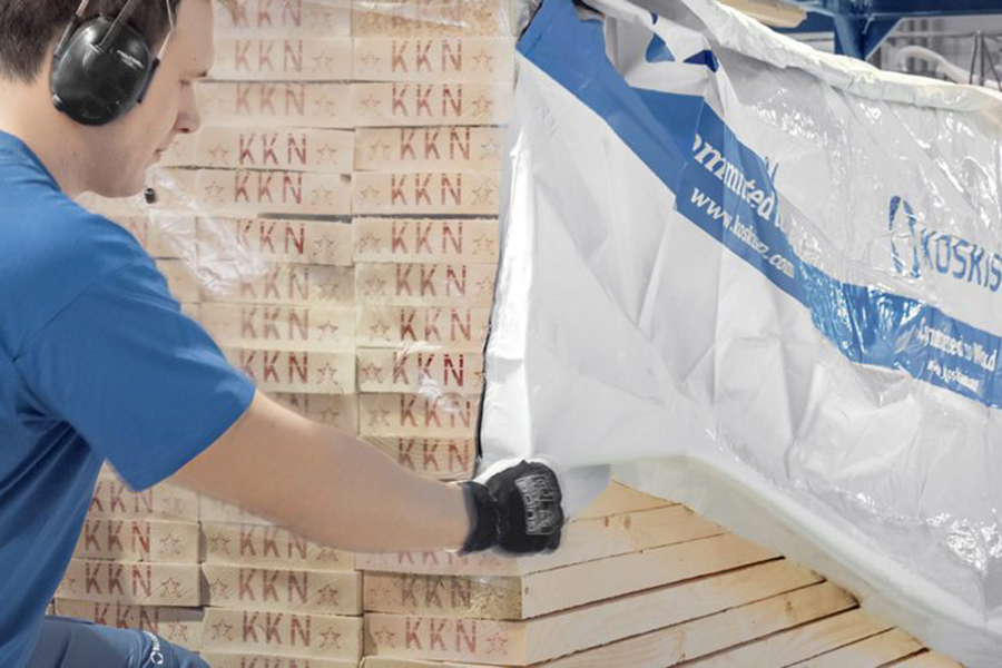 Производство и экспорт пиломатериалов в Финляндии сократились