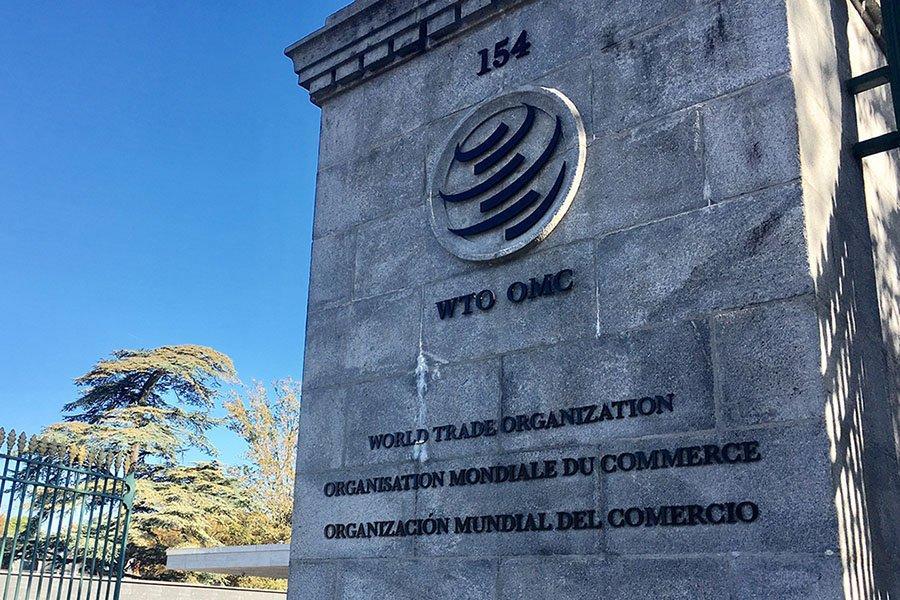 США подали апелляцию на доклад комиссии ВТО
