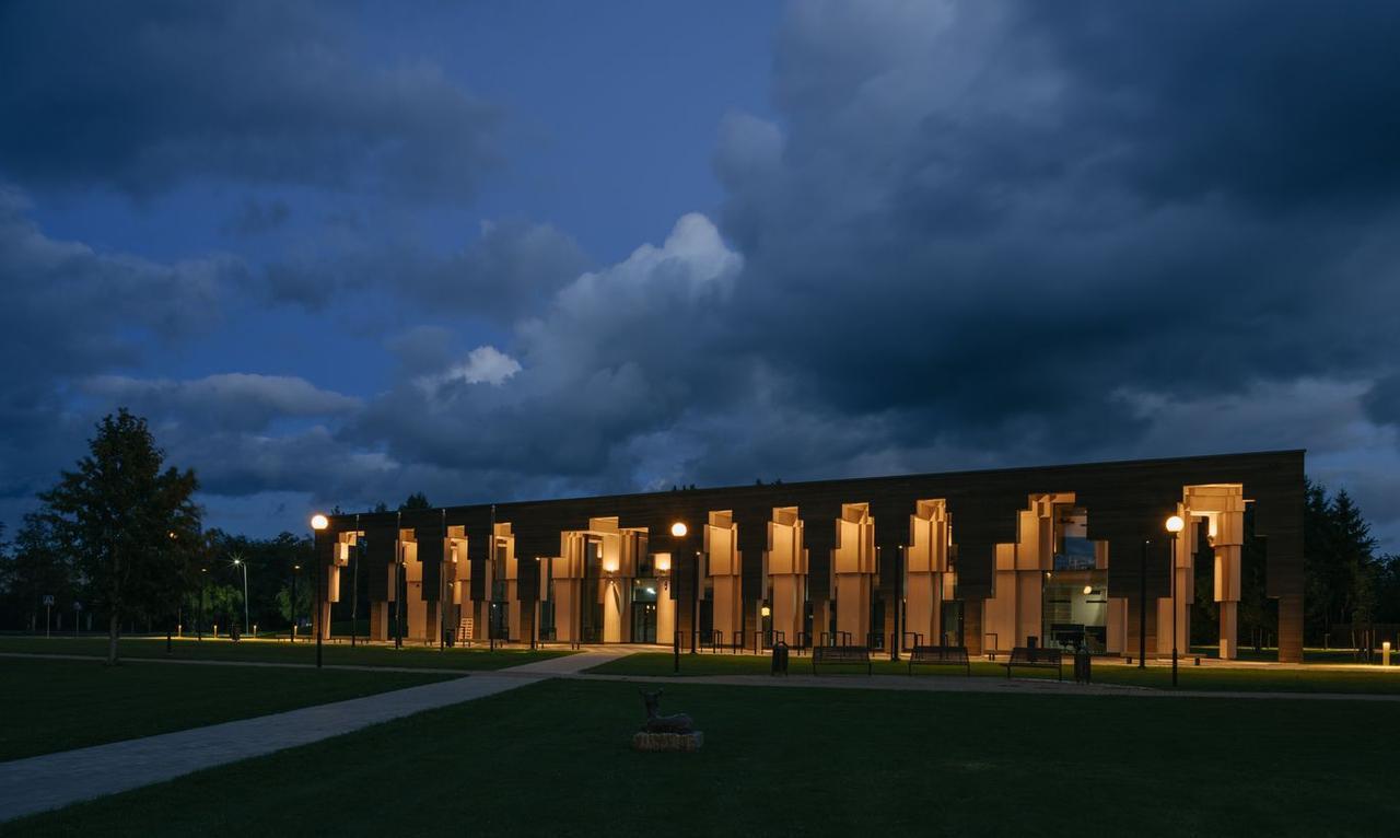 You are currently viewing Названо лучшее деревянное строение Эстонии этого года
