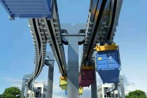 Порт Циндао создает первую в мире интеллектуальную транспортную систему