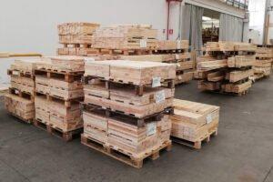 UFP Industries инвестирует в акционерный капитал в Италии, расширяя международное присутствие в сфере промышленной упаковки