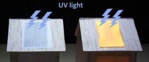 Разработана люминесцентная древесина для освещения помещений
