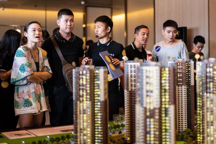 Цены на жилье в Китае в октябре остаются стабильными