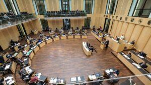 Германия: Федеральный совет призывает ограничить вырубку ели