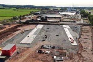 Read more about the article Джеймс Джонс расширяет склад бревен в Локерби