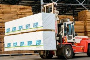 В январе-сентябре 2020 г. Украина сократила экспорт древесины и изделий из нее на 4,4%