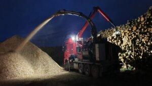 Продолжится ли производство лесного биотоплива в Литве ?