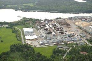 Holmen инвестирует 70 млн шведских крон в увеличение мощности по сушке древесины