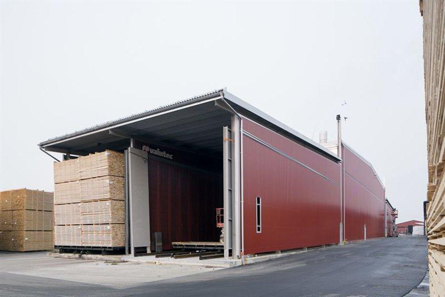 You are currently viewing Best Wood Schneider GmbH о лесопильном заводе High-Tech в Месскирхе