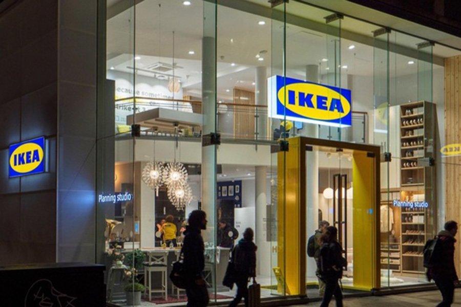 Ikea UK закрывает все магазины в Англии
