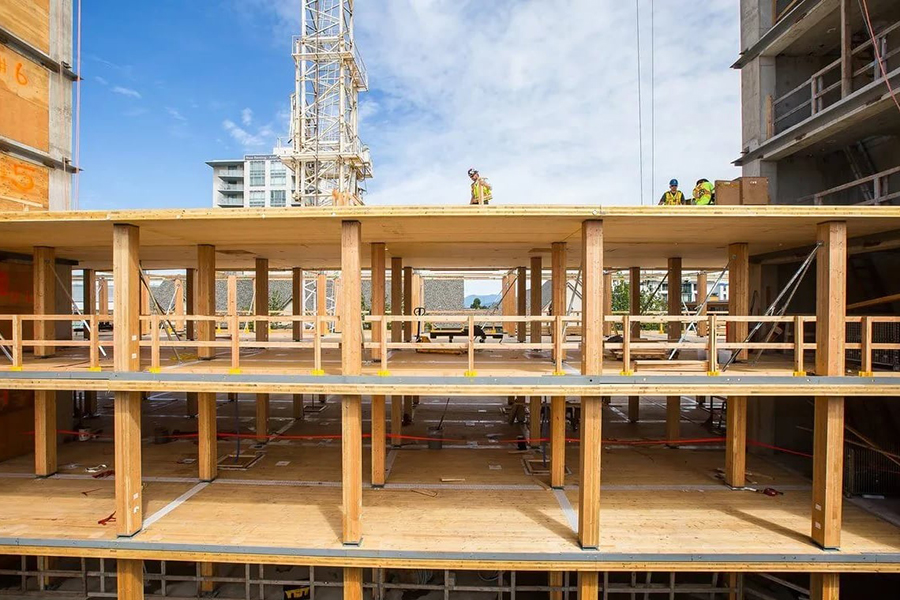 Россия пересматривает стандарты строительства каркасных домов