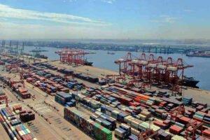 Внешнеторговый оборот Китая в Тяньцзине в октябре вырос на 12,1%