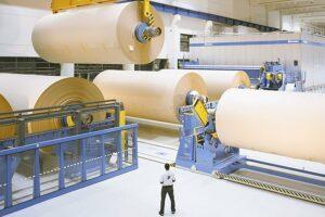 В ноябре 2020 года производство тарного картона в США увеличилось на два процента