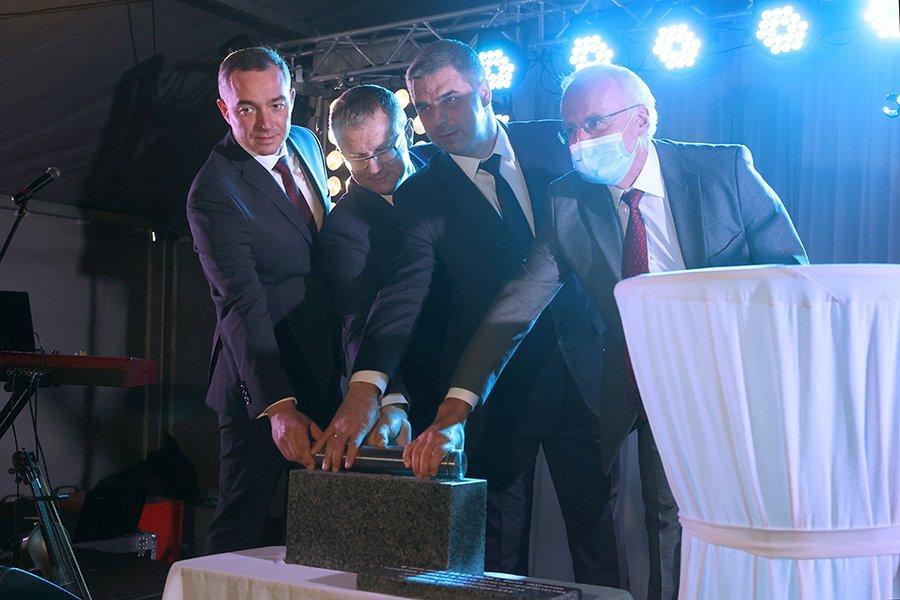 Австрийская компания инвестировала 84 миллиона долларов в строительство деревообрабатывающего предприятия в Свислочском районе