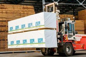 В январе-октябре 2020 г. Украина сократила экспорт древесины и изделий из нее на 2,7%