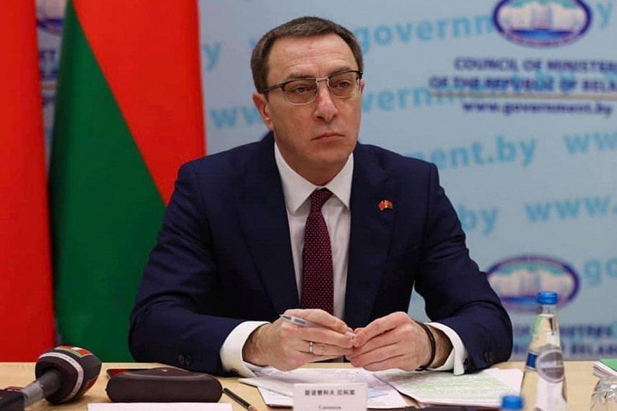 Снопков: принятые в ходе Белорусско-Китайского межправительственного комитета решения носят глубокий стратегический характер