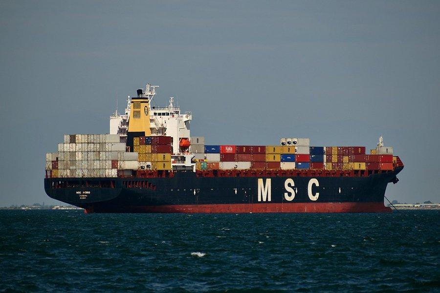 Морские перевозки дорожают из-за дефицита контейнеров в Китае