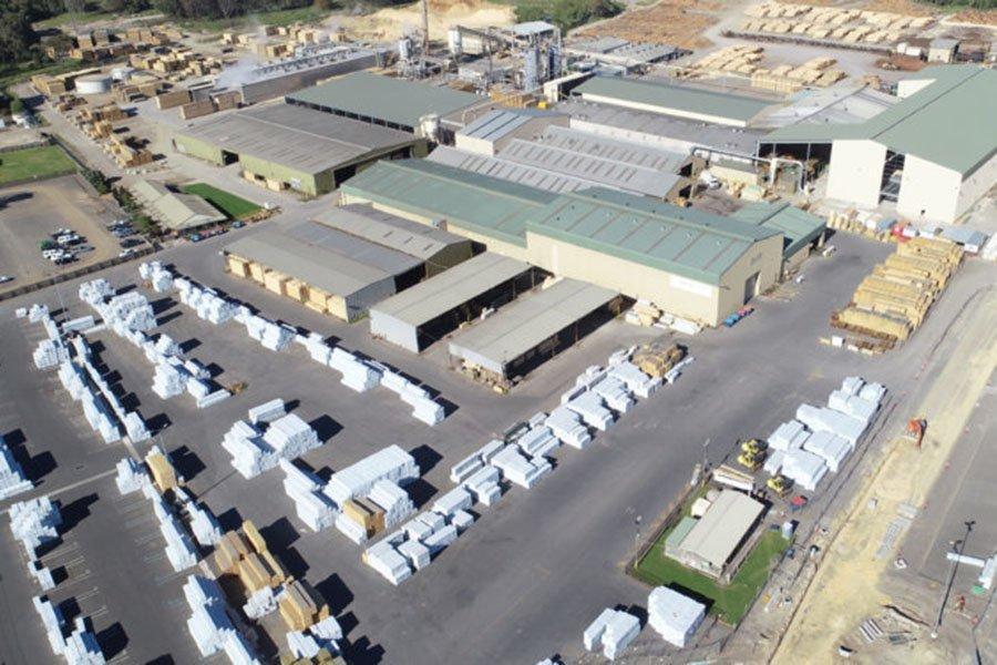 Южно-австралийский город выиграл гонку на строительство завода по производству перекрестно-клееной древесины за $ 59 млн