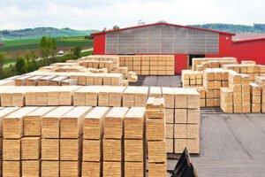 Производство пиломатериалов лиственных пород в странах EOS упало на 20%