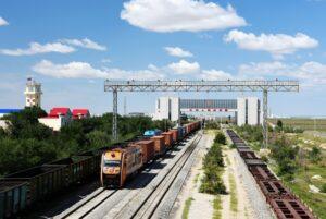 В 2020 году через КПП Эрэн-Хото прошло рекордное число поездов Китай-Европа