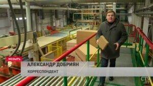 Уникальная плита из Мозыря (+видео)