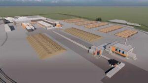 HS Timber строит лесопильный завод в Беларуси