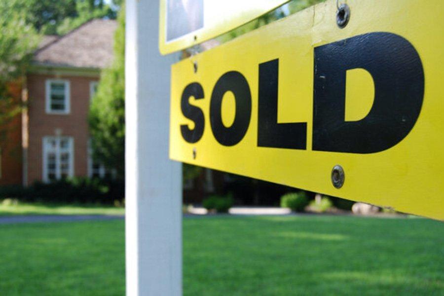 Падение продаж новых домов в ноябре