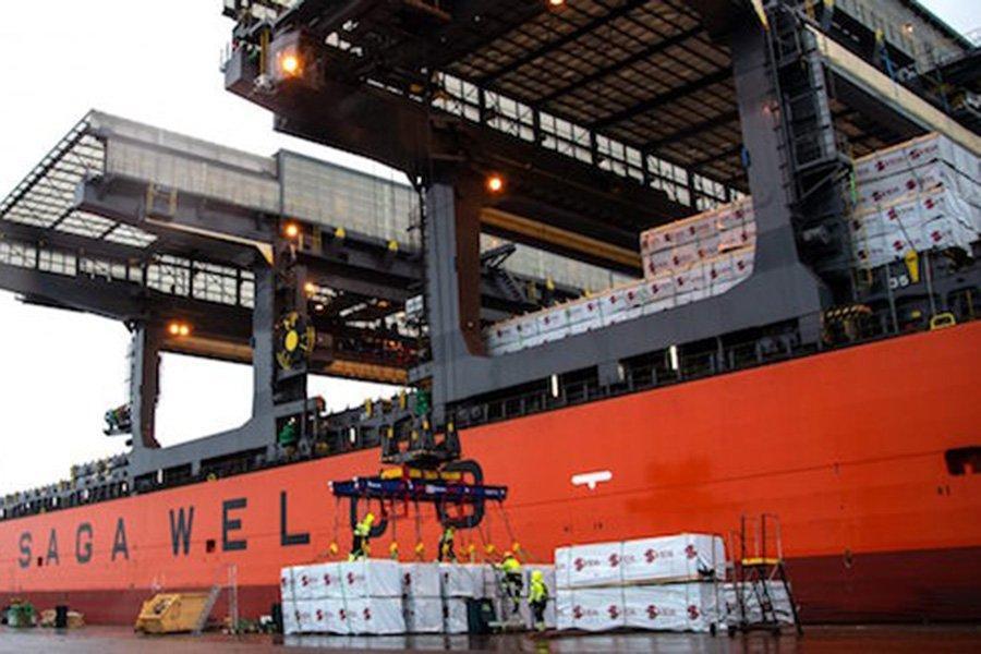 Экспорт Швеции в Европу вырос на 27%