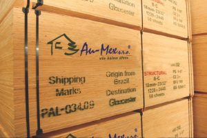 Значительный рост экспорта фанеры из сосны Эллиота