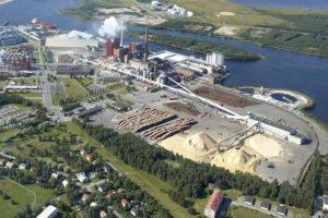 ЕИБ поддерживает экологическое преобразование комбината Stora Enso