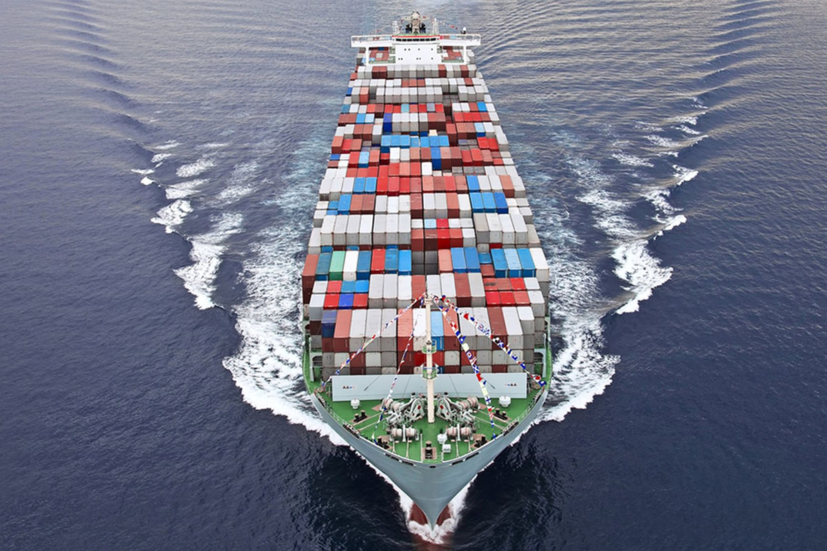 Рост импорта США из Европы немного замедляется