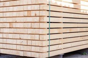Испания импортирует пиломатериалов хвойных пород на 14% меньше