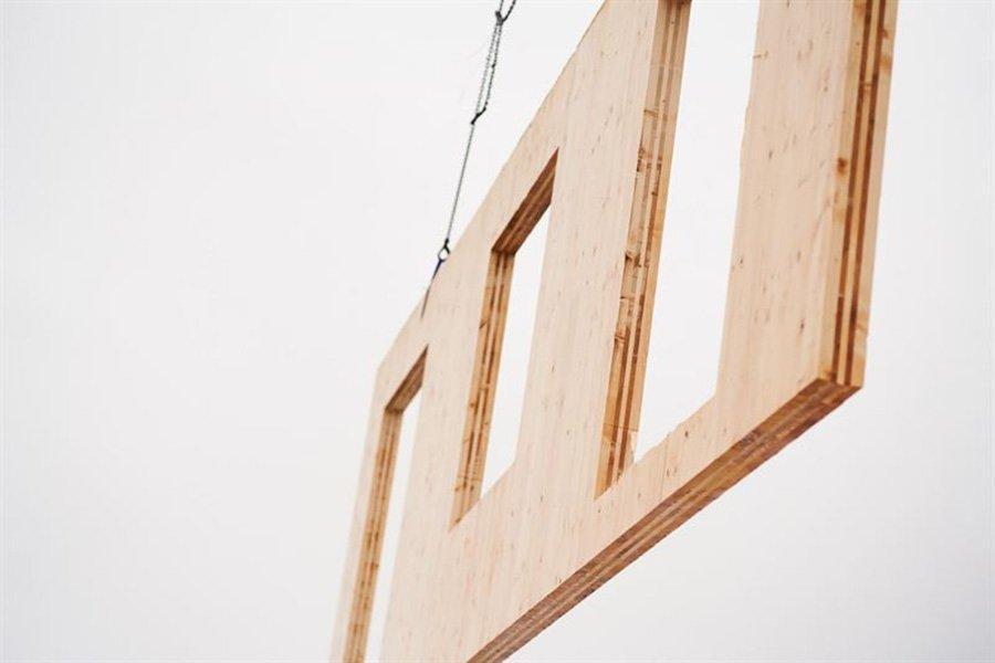 CLT-панели Södra снижают выбросы углерода зданиями до 80 процентов