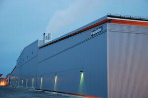 Компания Valutec поставит сушильное оборудование на предприятие Derome в Швеции