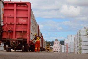 Канада добилась незначительного увеличения экспорта в США
