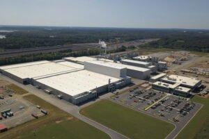 Линия Siempelkamp по производству ДСП установлена на заводе Egger в США