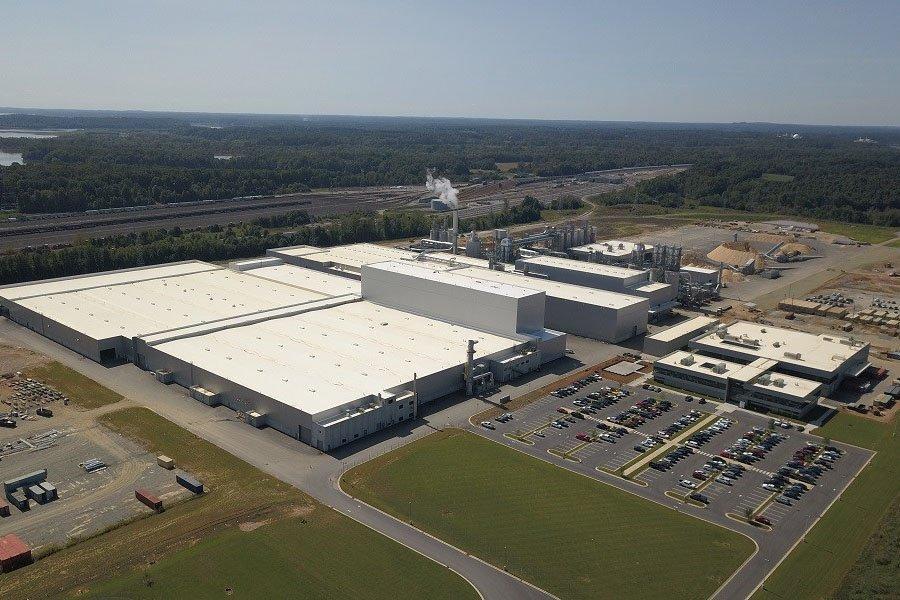 Read more about the article Линия Siempelkamp по производству ДСП установлена на заводе Egger в США