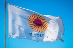 Шведская фабрика Stora Enso полностью отказалась от ископаемых видов топлива
