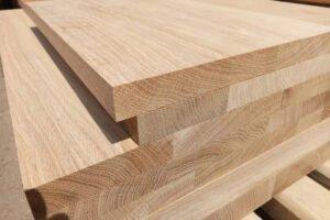 Украинский экспорт пиломатериалов лиственных пород продолжает снижаться