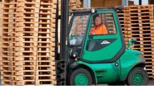 Индустрия деревянной упаковки борется с резко растущими ценами на древесину