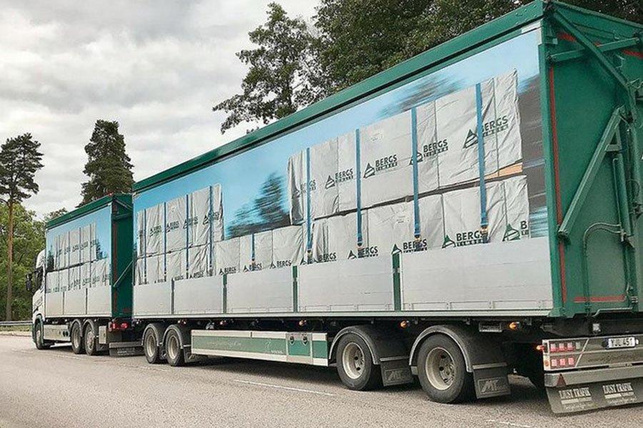 Bergs Timber получает прибыль от высокого спроса на товары для дома