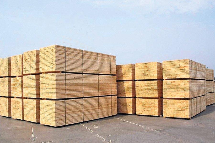 С начала февраля в Германии возникли проблемы с поставками пиломатериалов хвойных пород.